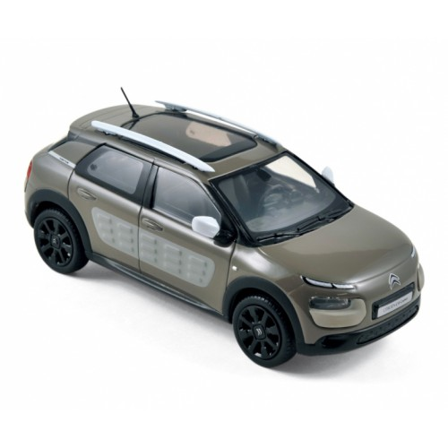 1 43 voiture miniature de collection citroen c4 cactus tapenade 2014 norev vente de voitures. Black Bedroom Furniture Sets. Home Design Ideas