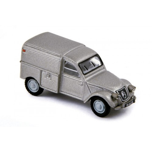 1 87 ho vehicules utilitaires miniature citroen 2cv au gris 1951 norevnor151477 vente de. Black Bedroom Furniture Sets. Home Design Ideas