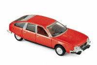 1/87 HO VOITURE MINIATURE DE COLLECTION Citroen CX 2000 rouge soleil-1975-NOREVNOR159013