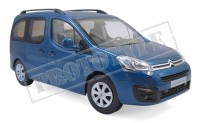 1/18 CITROËN VÉHICULE MINIATURE DE COLLECTION Citroën Berlingo 2016-BLEU KYANOS-NOREV181640