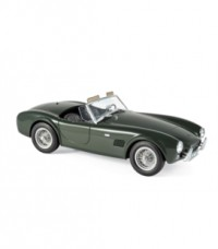 1/18 AC COBRA VOITURE MINIATURE DE COLLECTION AC Cobra 289 1963 VERT-NOREV 182755