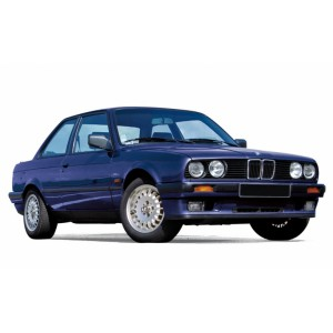 1/18 BMW 325I VOITURE MINIATURE DE COLLECTION BMW 325I 1988 - BLUE METALLIC-NOREV183201