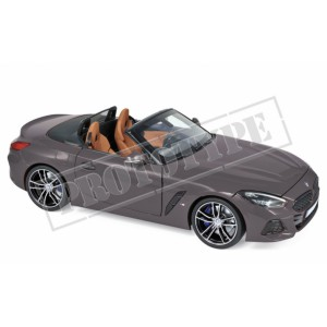 1/18 BMW VOITURE MINIATURE DE COLLECTION BMW Z4 2019 - GREY MATT-NOREV183270
