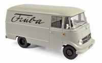 1/18 UTILITAIRE MINIATURE DE COLLECTION Mercedes L319 van Früba-1957-NOREVNOR183419