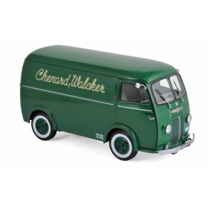 1/18 UTILITAIRE MINIATURE DE COLLECTION Chenard & Walker 1500Kg type CHV vert-1946-NOREVNOR184698