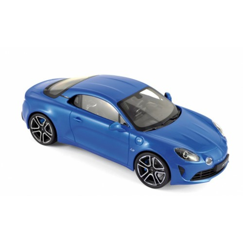 1 18 voiture miniature de collection renault alpine a110 premi re dition bleu m tallis 2017. Black Bedroom Furniture Sets. Home Design Ideas