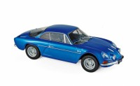 1/18 ALPINE VOITURE MINIATURE DE COLLECTION ALPINE RENAULT A110 1600S 1971 - BLUE-NOREV185300
