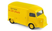 1/64 3-INCHES VEHICULE UTILITAIRES MINIATURE Citroen HY Friterie Le Chti Biloute-NOREVNOR310804