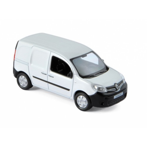 1 43 v hicules utilitaires miniature de collection renault kangoo van blanc 2013 norevnor511321. Black Bedroom Furniture Sets. Home Design Ideas