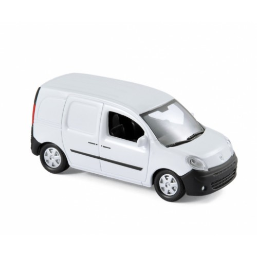 1 43 vehicule utilitaire miniature de collection renault kangoo blanc jet car 2007 norev511382. Black Bedroom Furniture Sets. Home Design Ideas