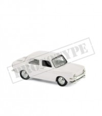 1/87 HO SIMCA VOITURE MINIATURE DE COLLECTION Simca 1000 GLS 1968 BLANC-NOREV571094