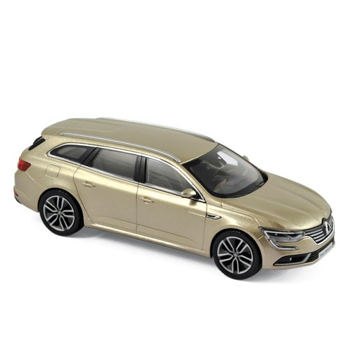 1 43 voiture miniature de collection renault talisman beige dune 2016 norevnor517743 vente de. Black Bedroom Furniture Sets. Home Design Ideas