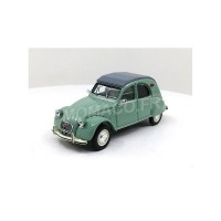 1/43 CITROEN VOITURE MINIATURE DE COLLECTION CITROEN 2CV 1964 VERT-ODEON028