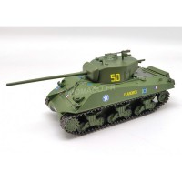 1/43 M4 SHERMAN 2EME DB - LIBERATION DE PARIS-ODEON044M