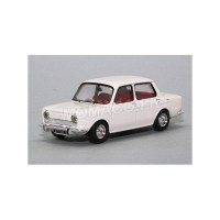 1/43 VOITURE MINIATURE DE COLLECTION SIMCA 1000 1967 IVOIRE-ODEON008