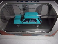 1/43 VOITURE MINIATURE DE COLLECTION RENAULT SUPER 5 GTL-ODEON013