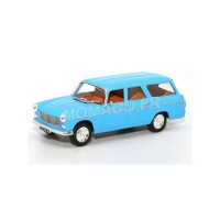 1/43 VOITURE MINIATURE DE COLLECTION PEUGEOT 404 COMMERCIALE-ODEON015