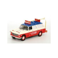 "1/43 VOITURE MINIATURE DE COLLECTION PEUGEOT 404 COMMERCIALE ""CIRQUE SABINE RANCY""ODEON016"