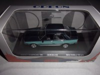 1/43 VOITURE MINIATURE DE COLLECTION RENAULT 18 AMERICAN 2 1984-ODEON018