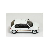 1/43 VOITURE MINIATURE DE COLLECTION PEUGEOT 106 RALLYE-ODEON036