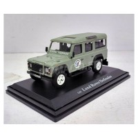 "1/43 VEHICULE FORCES DE L'ORDRE LAND ROVER DEFENDER LONG ""VIGIPIRATE""OLIEX53242VIGI"