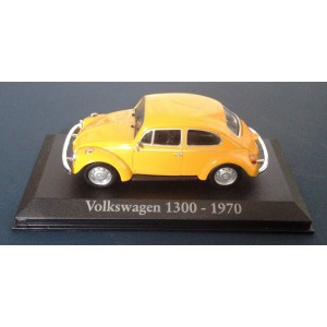 1/43 VOITURE MINIATURE DE COLLECTION VW VOLKSWAGEN 1300 COCCINELLE-NOREV