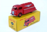 1/43 CAMION MINIATURE DE COLLECTION FORD CITERNE ESSO-DINKY TOYS Edition Atlas NOREV25U