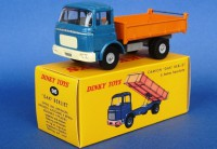 1/43 CAMION MINIATURE DE COLLECTION BERLIET GAK BENNE BASCULANTE-DINKY TOYS Edition Atlas NOREV585