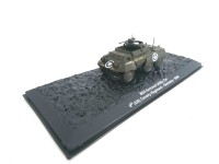 1/72 MILITAIRE FORD M20 ARMORED UTILLTY CAR 6TH (US) CAVAIRY REGIMENT-GERMANY-1945- 	DeAgostini