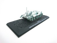 1/72 MILITAIRE SU-122 1443RD SELF-PROPELLED ARTILLERY REGIMENT EASTERN FRONT-1945-DeAgostini