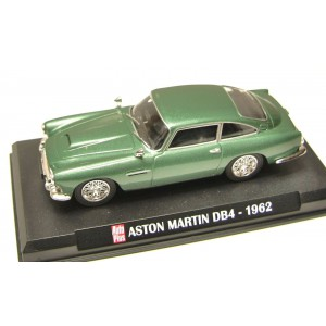 1/43 VOITURE MINIATURE DE COLLECTION ASTON MARTIN DB4-1962-AUTO PLUS IXO