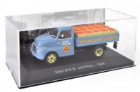 1/43 CAMION ITALIEN MINIATURE DE COLLECTION FIAT 615N TRANSPORT d' ORANGES de SICILE-1954-IXO ALTAYA
