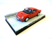 1/43 VOITURE MINIATURE DE COLLECTION Ford Thunderbird JAMES BOND 007 Meurs un autre jour-Edition Altaya