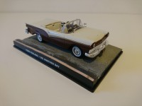 1/43 VOITURE MINIATURE DE COLLECTION Ford Fairlane Skyliner JAMES BOND 007-DIE ANOTHER DAY-Edition Altaya