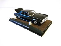 1/43 VOITURE MINIATURE DE COLLECTION Lincoln Continental JAMES BOND 007 Goldfinger-Edition Altaya