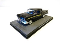 1/43 VOITURE MINIATURE DE COLLECTION Ford Fairlane Skyliner JAMES BOND 007 Thunderball -Edition Altaya