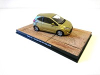1/43 VOITURE MINIATURE DE COLLECTION Ford KA JAMES BOND 007 Quantum of Solace-Edition Altaya