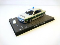1/43  FORCES DE L'ORDRE VOITURE BMW 518 Police JAMES BOND 007 Octopussy-Edition Altaya