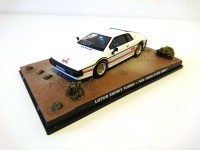 1/43 VOITURE MINIATURE DE COLLECTION Lotus Esprit Turbo-FOR YOUR EYES ONLY-JAMES BOND 007-Edition Altaya
