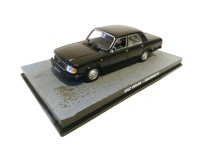 1/43 VOITURE MINIATURE DE COLLECTION Gaz Volga JAMES BOND 007 GoldenEye-Edition Altaya