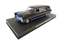 1/43 VOITURE Cadillac Hearse Corbillard-DIAMONDS ARE FOREVER- JAMES BOND 007-Edition Altaya