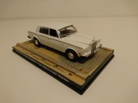 1/43 VOITURE MINIATURE Rolls Royce Silver Shadow II-THE WORLD IS NOT ENOUGH-JAMES BOND 007 Edition Altaya