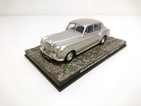 1/43 VOITURE MINIATURE Rolls Royce Silver Cloud II A VIEW TO A KILL JAMES BOND 007 Edition Altaya