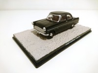 1/43 VOITURE MINIATURE DE COLLECTION Ford Consul JAMES BOND 007 Dr No-Edition Altaya
