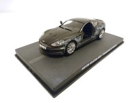 1/43 VOITURE MINIATURE DE COLLECTION Aston Martin DBS JAMES BOND 007 Quantum of Solace-Edition Altaya