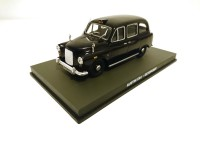 1/43 VOITURE MINIATURE Austin FX4 Taxi 1975-OCTOPUSSY-JAMES BOND 007-Edition Altaya