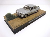1/43 VOITURE MINIATURE Mercedes Benz 450 SEL FOR YOUR EYES ONLY  JAMES BOND 007-Edition Altaya