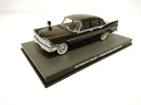 1/43 VOITURE MINIATURE Plymouth Savoy-FROM RUSSIA WITH LOVE-JAMES BOND 007 Edition Altaya