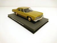 1/43 VOITURE MINIATURE Chevrolet Bel Air LIVE AND LET DIE JAMES BOND 007-Edition Altaya