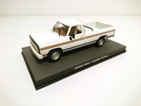 1/43 VOITURE MINIATURE Dodge Ram Pick up-LICENCE TO KILL-JAMES BOND 007-Edition Altaya